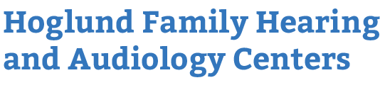 Hoglund Family Hearing and Audiology Centers Logo
